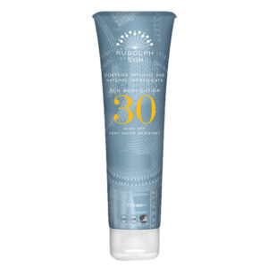 rudolph care - sun body lotion faktor 30 - 150 ml