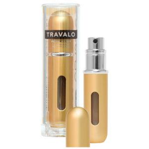 Travalo parfume refill spray guld - gratis fragt