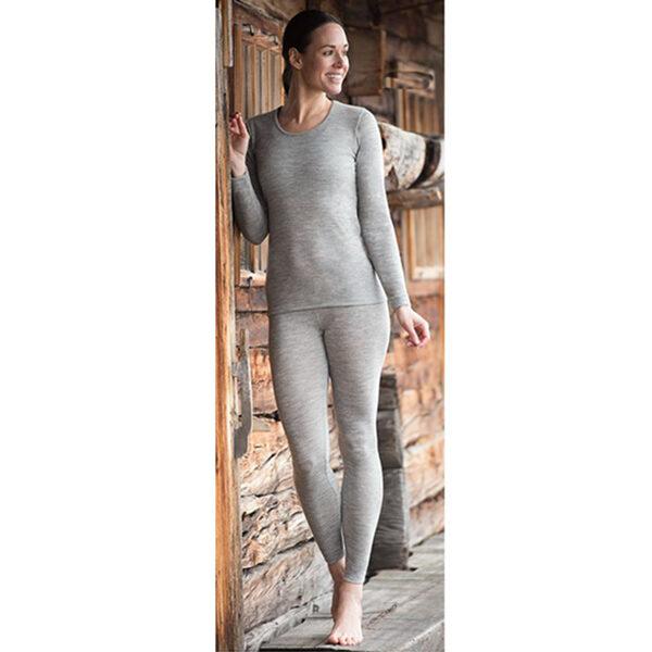 Skiunderbukser - uld leggings perfekte som skiundertøj - fås i 2 farver