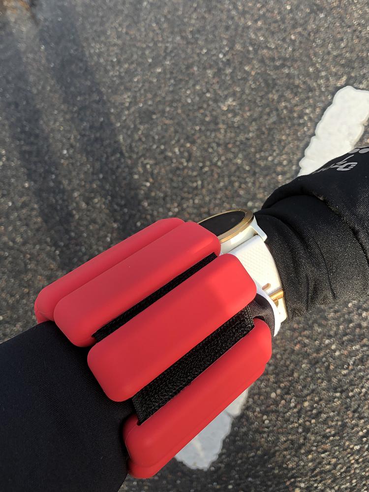 Håndledsvægte effektive og smarte 4 farver